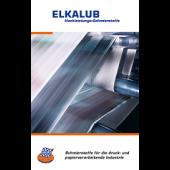 Broschüre Schmierstoffe Druckindustrie
