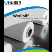 Huber Wetroll® Waschvlies vorgefeuchtet